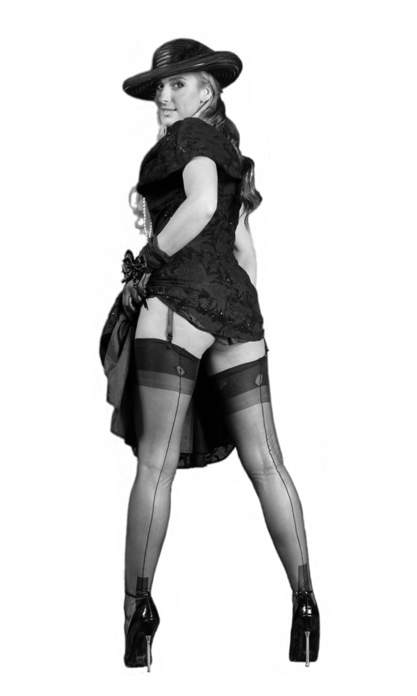 Nylons Fully fashioned